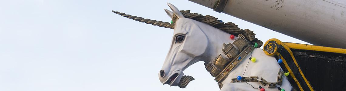 Slider Unicorn